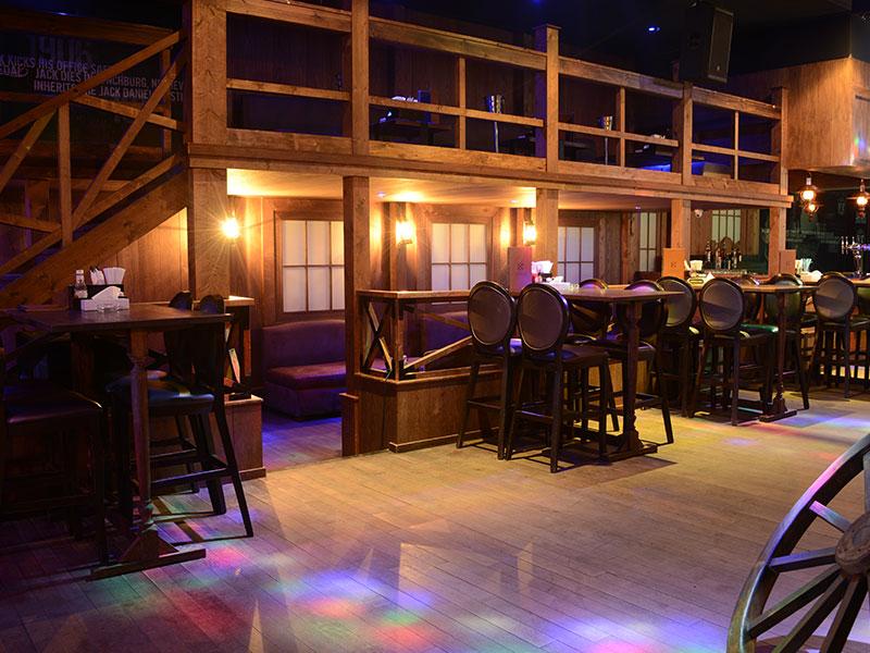 Cavallo Club Lounge