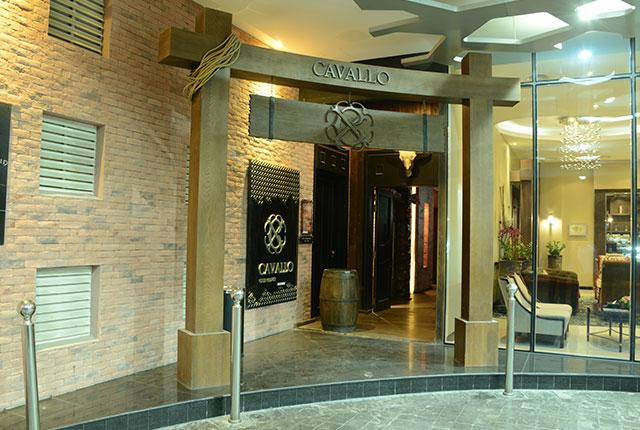 Cavallo – Club Lounge
