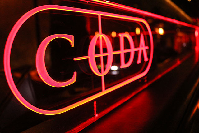 Coda – The Jazz Lounge