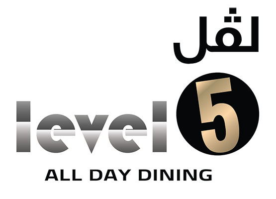 Level 5 – All-day Dining Restaurant